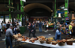 Eat away your Saturday morning at Borough Market