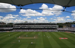Test Match im Lord's