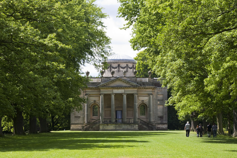 Palladian Chapel, Gibside