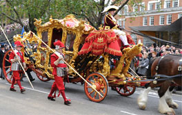 Enjoy the City of London's Lord Mayor Show