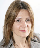Image of Louise Stewart, Director of Strategy and Development