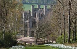 Lowther Castle & Gardens - Cumbria (c) VisitEngland 264x168