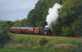 Re-live the Age of Steam at Great Central Railway