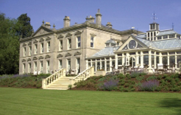 Enjoy dinner and a show at Kilworth House Hotel & Theatre