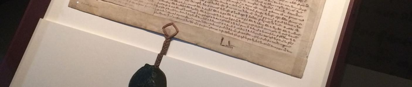 Discover England's Magna Carta