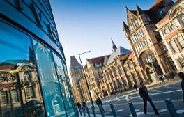 Cómo pensar el espacio en la Universidad de Manchester
