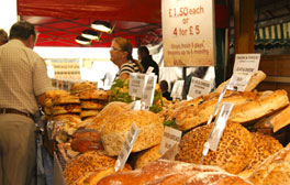 Sample Melton's local produce at rural markets