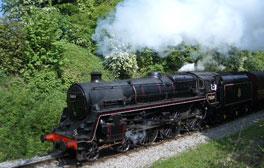 Midland Railway- Butterley