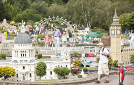 See London in miniature at the LEGOLAND® Windsor Resort