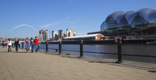 NewcastleGatestead – Sage Gateshead