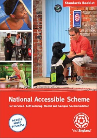 National Accessible Scheme Standards Booklet Front Cover