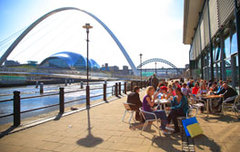 There's more than rugby to see in NewcastleGateshead