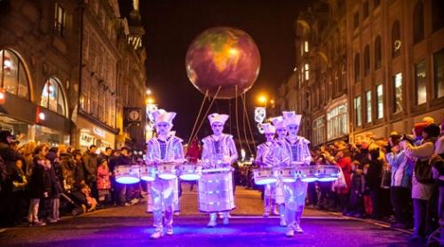 Celebrate New Year in NewcastleGateshead | VisitEngland