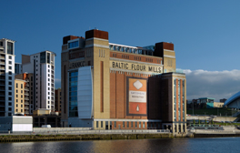 Visit the Quayside Baltic Centre for Contemporary Art