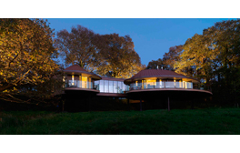 Rise above it all with a stay at Chewton Glen's treehouses