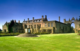 Visit Lord Byron's home at Newstead Abbey