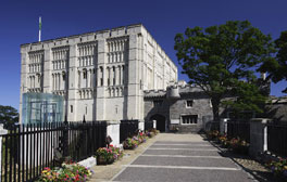 Walk in the footsteps of a king at Norwich Castle