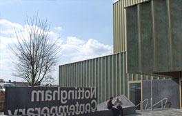 Discover contemporary Nottingham at Nottingham Contemporary