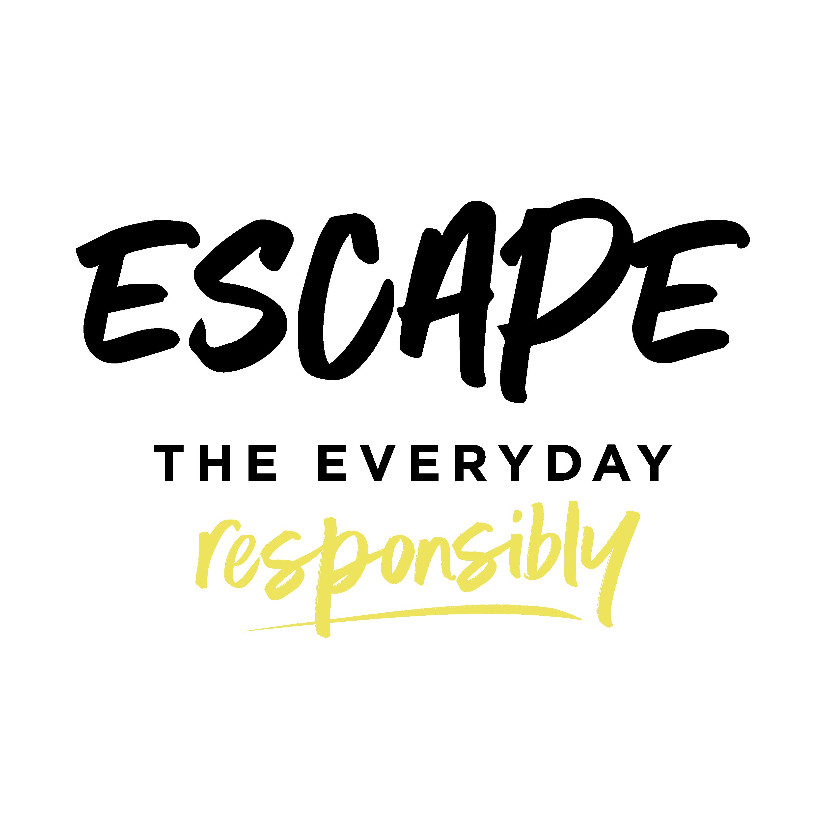 Escape the Everyday Responsibly logo