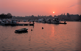 Suffolk's Oulton Broad