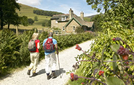 Enjoy the great outdoors at the Peak District Walking Festival