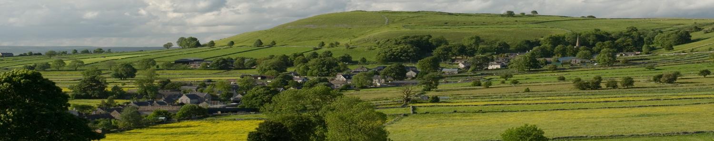 Peak District in Derbyshire