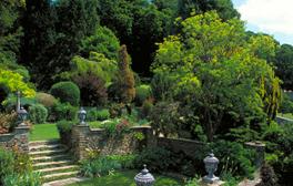 Der Peto Garden von Iford Manor