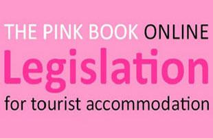 Image of Pink Book logo