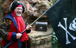 Step back in time on Bristol's Pirate Walks
