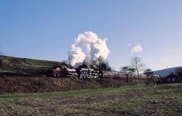 Climb aboard the East Lancashire Railway for a 1940s festival