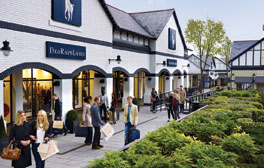 Retail heaven at Cheshire Oaks Designer Outlet