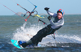 Adrenaline-filled activities on the Dorset coast