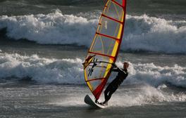 Sail like an Olympian