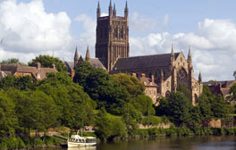 Step back in time at Worcester Cathedral's library