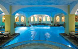 A little taste of heaven at Hoar Cross Hall Spa Resort
