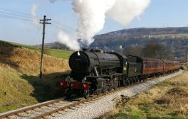 Visit the location of The Railway Children