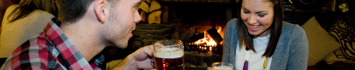 Visit one of England's pubs with rooms