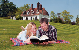 Tour Test Valley to discover an inspiring literary heritage