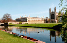 Cambridge y Cambridgeshire