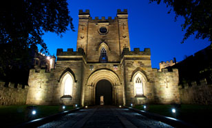 Castles and historic properties - Durham Castle