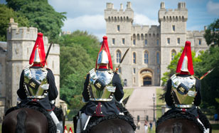 Royal attractions, Windsor Castle