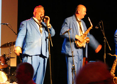 Ribble Valley Jazz & Blues Festival