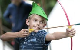 Join in the adventures of Nottingham's legendary son, Robin Hood