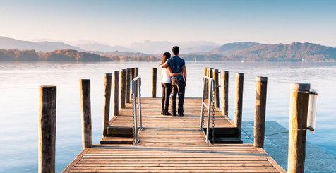 Romantic breaks and getaways