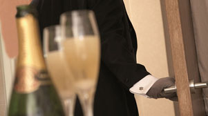 Book your very own butler on a romantic getaway to York