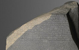 Discover the mystery of the Rosetta Stone