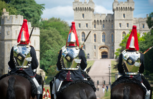 Find royal attractions in England, UK