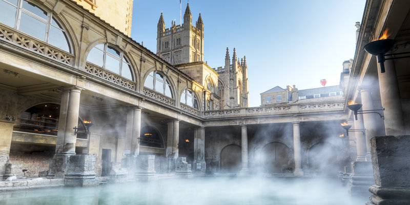 Roman Baths at Bath Spa