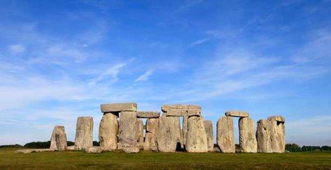 Stonehenge et Wiltshire