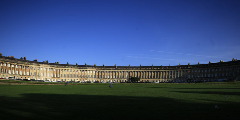 Bath on the Select Southwest Tours